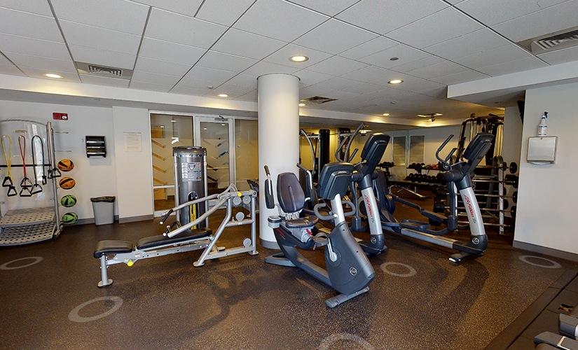 Peninsula Gym